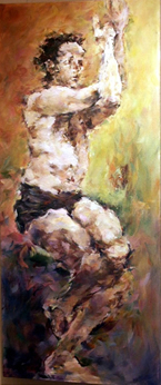 south african artist Marion Bartko-McCabe oil paintings