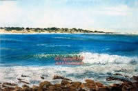 Annie de Posson south african artist paintings