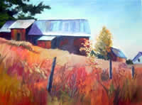 barbara elmslie canadian artist oil paintings