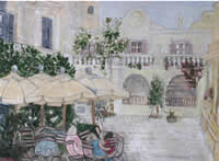 johanna fiorini lowell maltese artist paintings