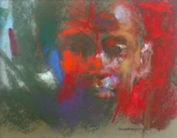 south african artist Sam Maduna