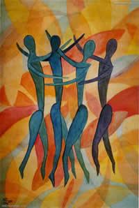 Magrit Prigge - South African Artist | Arcy Art Original Oil