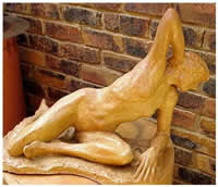 andre prinsloo sculpture south african artist
