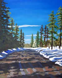 george tanner canadian artist paintings